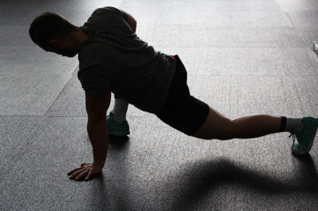 Træningsøvelser du kan lave derhjemme
