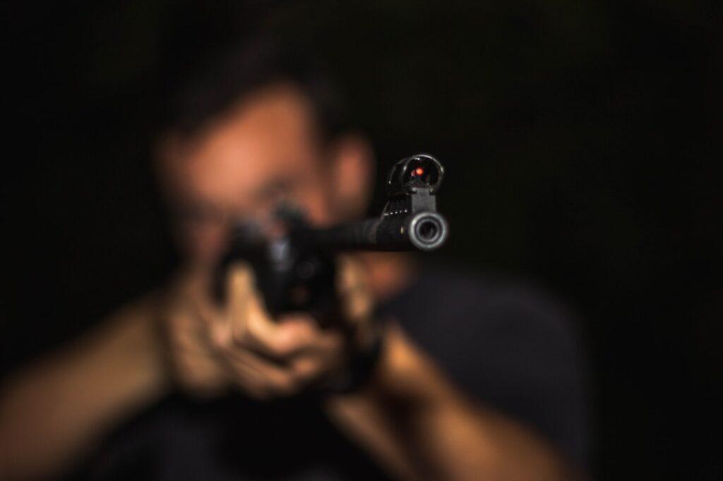 Skydning