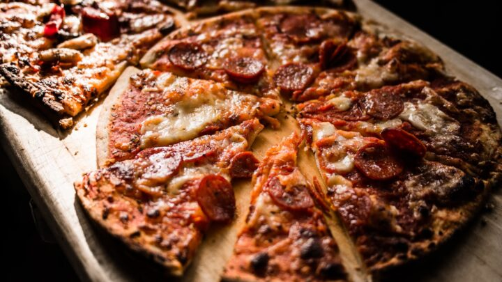 Sådan laver du pizza på grillen