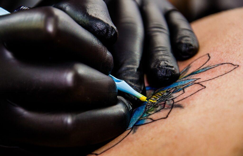 Er tatooveringer moderne?