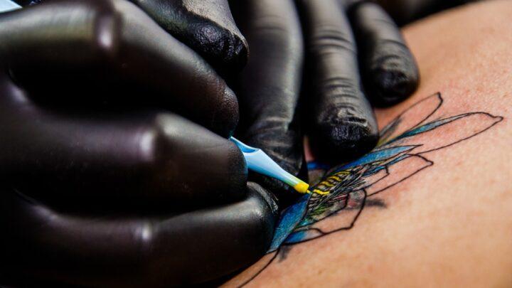 Er tatoveringer moderne? » Overvejer du at få en tattoo?
